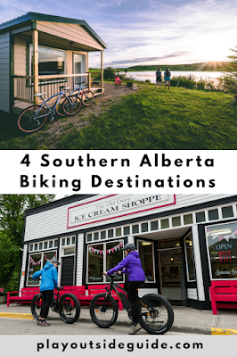 Four southern Alberta biking destinations