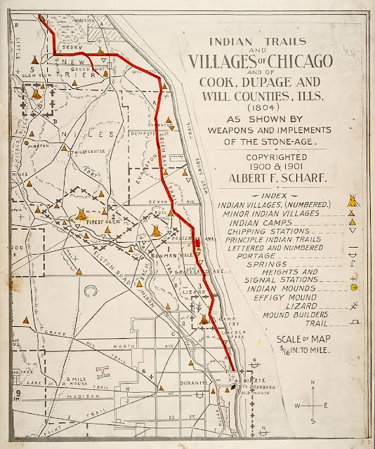 Were Composed Of Sandy Soil That Included Some Gravel And Stony Soils Per This 1927 Above Along With A Native American Settlement Map As 1804
