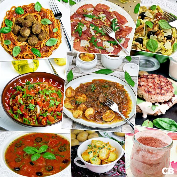 Recepten Italiaans weekmenu: nog 7 dagen vakantiegevoel!