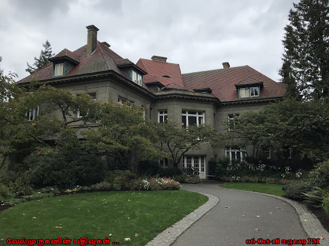 Pittock Mansion Historic House