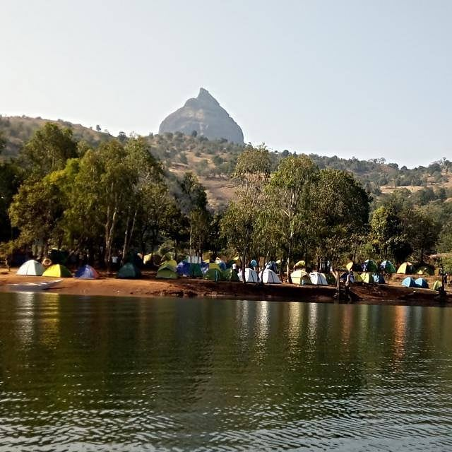 Nature Knights Lonavala Lake Side Camping