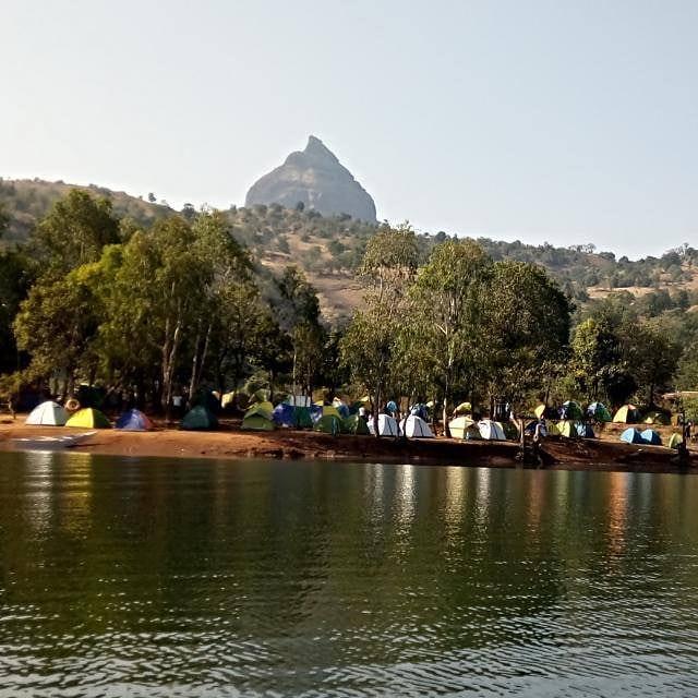 Nature Knights Lonavala Lake Side Camping