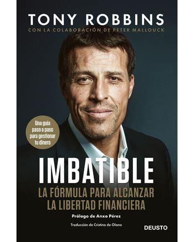 Tony Robbins - Imbatible (Multi) (Descargar LIBRO GRATIS) - Librería Gratis  ! Blog de Libros Gratis