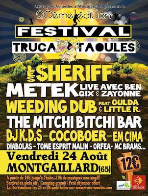 Festival Des Truca Taoules 2018
