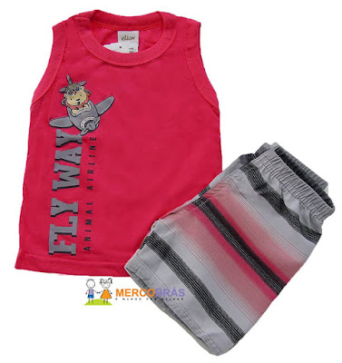 onde comprar moda infantil no atacado
