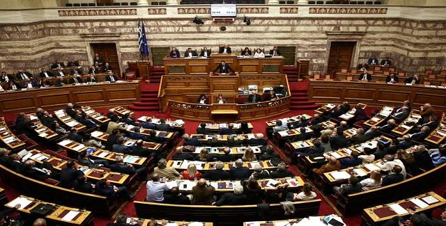 Σκάνδαλο NOVARTIS: Με 10 κάλπες η ψηφοφορία παρά το «ΟΧΙ» της αντιπολίτευσης