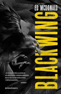 The Raven's Mark (La Marca del Cuervo) de Ed McDonalden Español