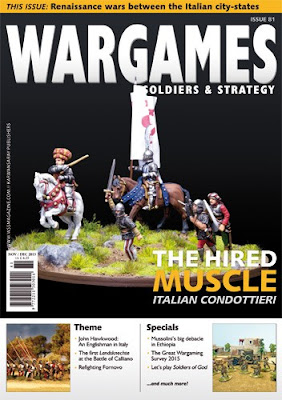 Wargames, Soldiers & Strategy, 81, Feb 2016