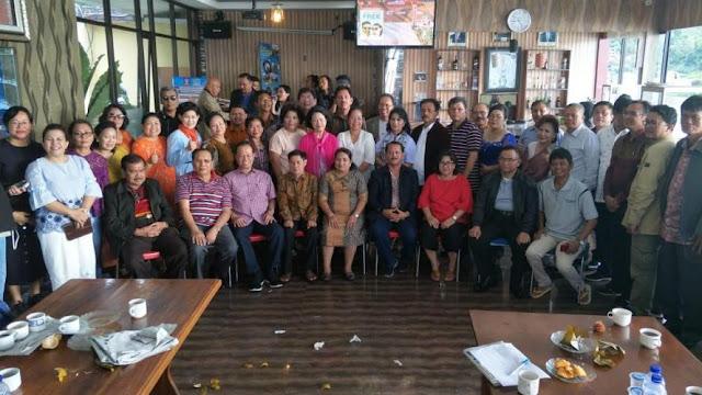Munas 6 Patambor Indonesia Memilih Aminuddin Manurung Jadi Ketua Umum
