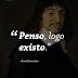 René Descartes - Penso, logo existo