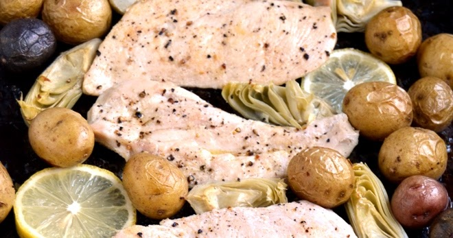 Baked Chicken Breast And Broccoli Recipes