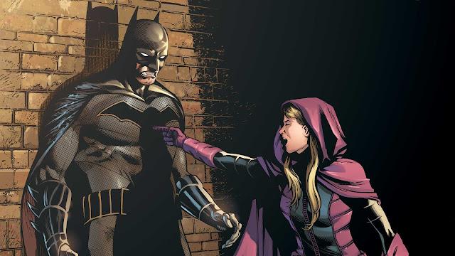 Resultado de imagem para detective comics 945 rebirth