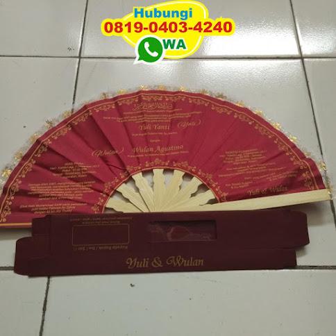 toko kipas undangan murah harga grosir 51285