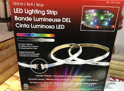Place LEDs almost anywhere with the DSI LED Lighting Strip