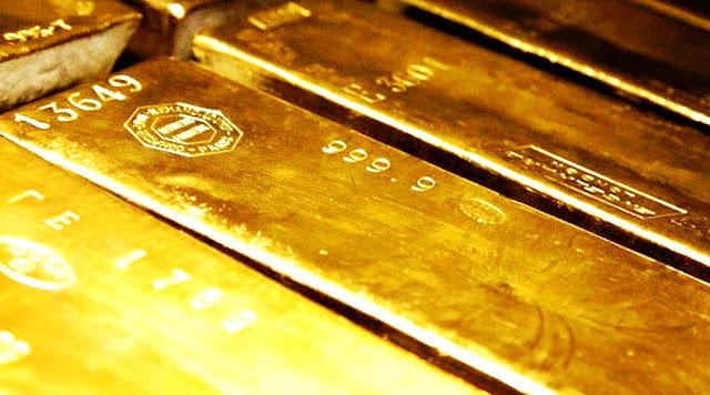 Новости vaninonevs.ru Запасы золота в России выросли до 100 млрд долларов