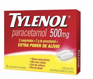 Tylenol là biệt dược đầu tiên và nổi tiếng nhất của Paracetamol trên thế giới