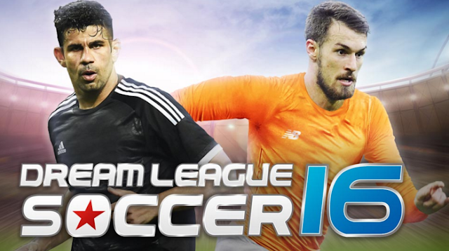 Download Game Dream League Soccer 2016 v3.0.41 Mod Apk + Data