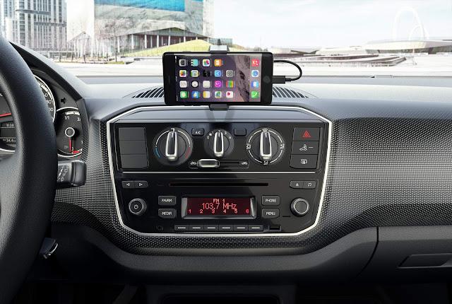 Novo VW Cross-Up! TSI 2018