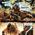 Babak Komik: Wolverine Gay, Cium Hercules Selepas Tempur