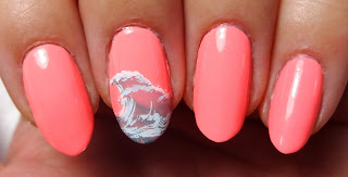 Wave Stamped Nail