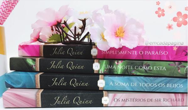 [Resenha] A soma de todos os beijos (Smythe-Smith #3) | Julia Quinn