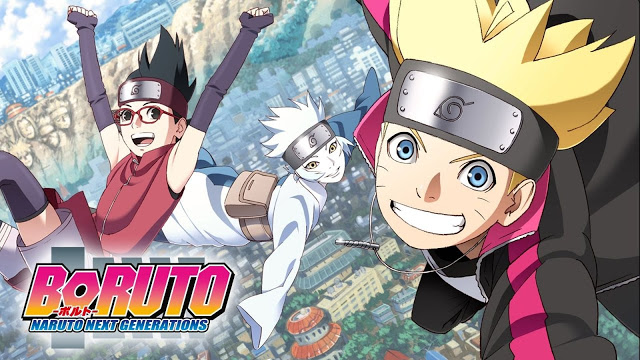 Boruto: Naruto Next Generations OST Opening and Ending Song Full