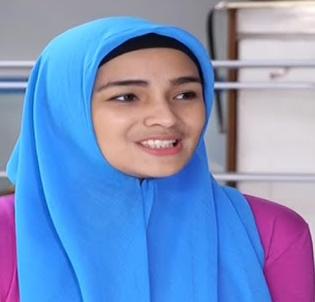 Foto Gaby Marissa Pemeran Muna/ Munaroh Sinetron Tukang Ojek Pengkolan RCTI