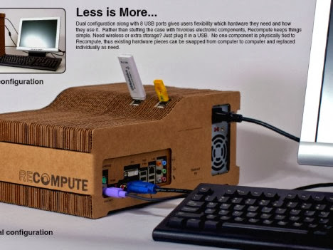 Innovative and Cool Cardboard Gadgets (15) 4