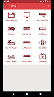 free TV remote app