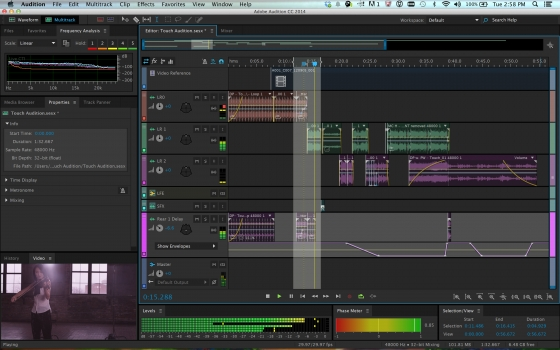 Adobe Audition CC 2017 Build 10.0.1 For Mac | The Infinite Tech