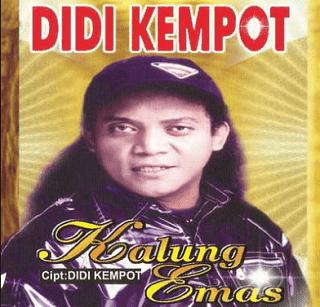 Lirik Lagu Kalung Emas - Didi Kempot
