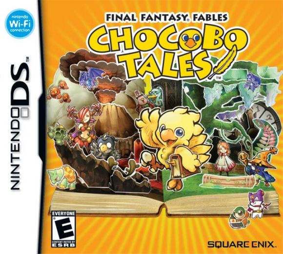 Descargar Final Fantasy Fables Chocobo Tales para nintendo ds mediafire.
