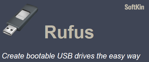 Rufus USB Bootable Software Latest Version Download