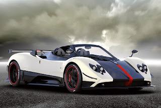 """""""Pagani Zonda Cinque Roadster"""""""