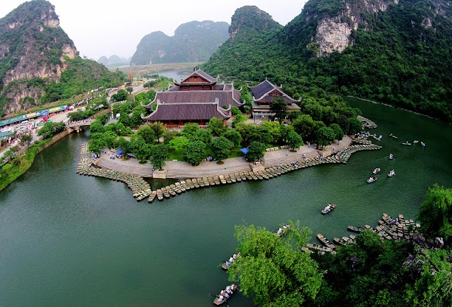 Five major Tet tourist destinations in Vietnam 6