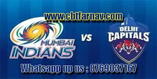 IPL 2019 3rd Match MI vs DC Prediction Who Win Today DC vs MI