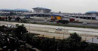 Rambu-rambu Lalin Belum Sempurna, Peresmian Terminal Pulo Gebang Diundur