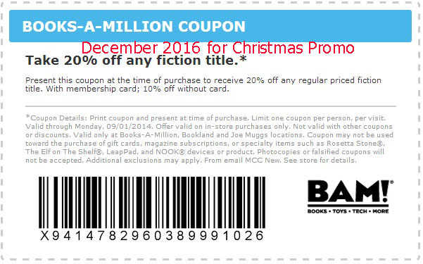Valore books coupon code december 2018
