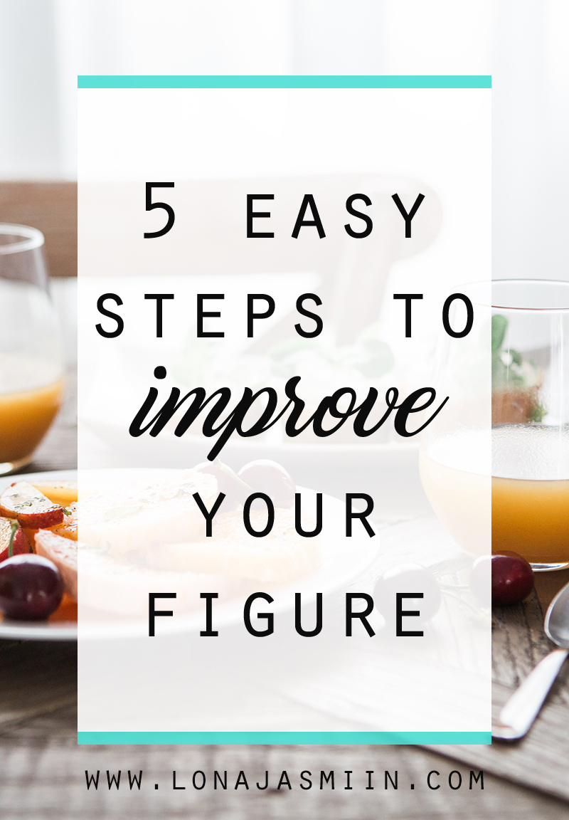 how to improve your figure