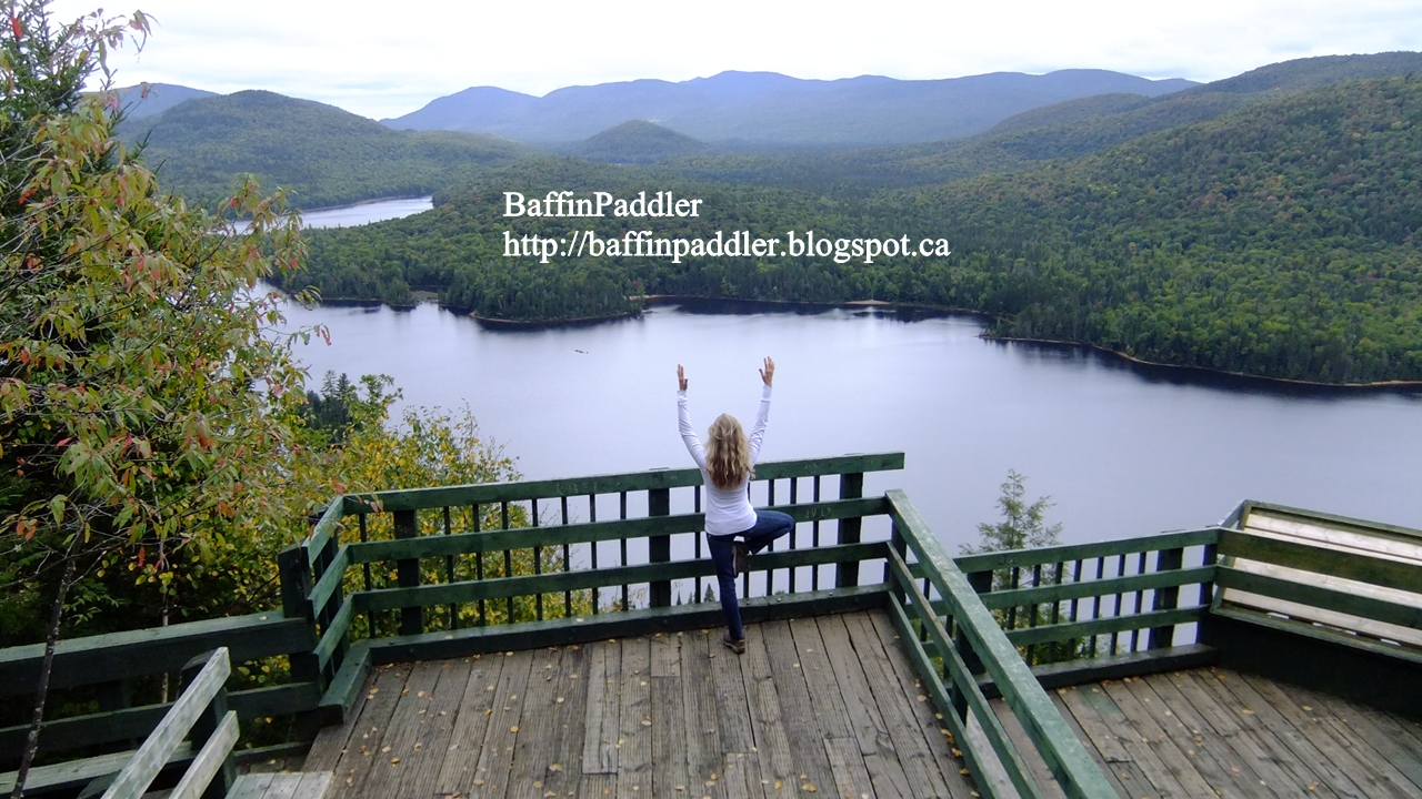 Baffinpaddler the for Lac miroir mont tremblant