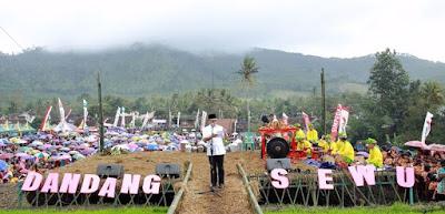 Meriahnya Dandang Sewu, Festival Peralatan Masak Ala Banyuwangi