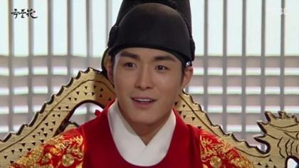 พระราชามยองจอง (King Myung-Jong) @ The Flower in Prison อ๊กยอ ผู้พิทักษ์แห่งโชซอน