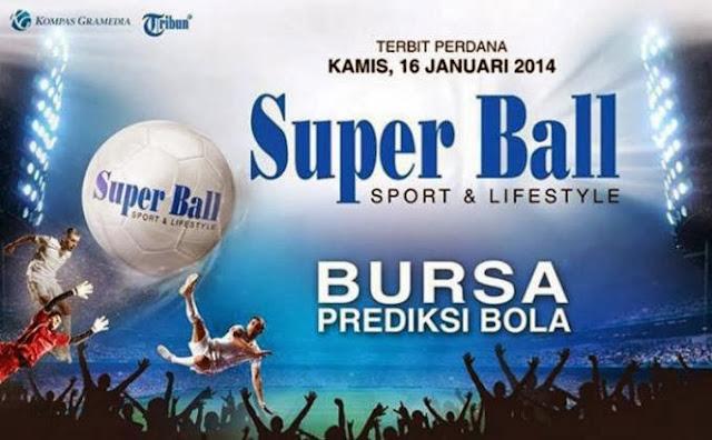 Koran Medan Super Ball - Tribun Medan