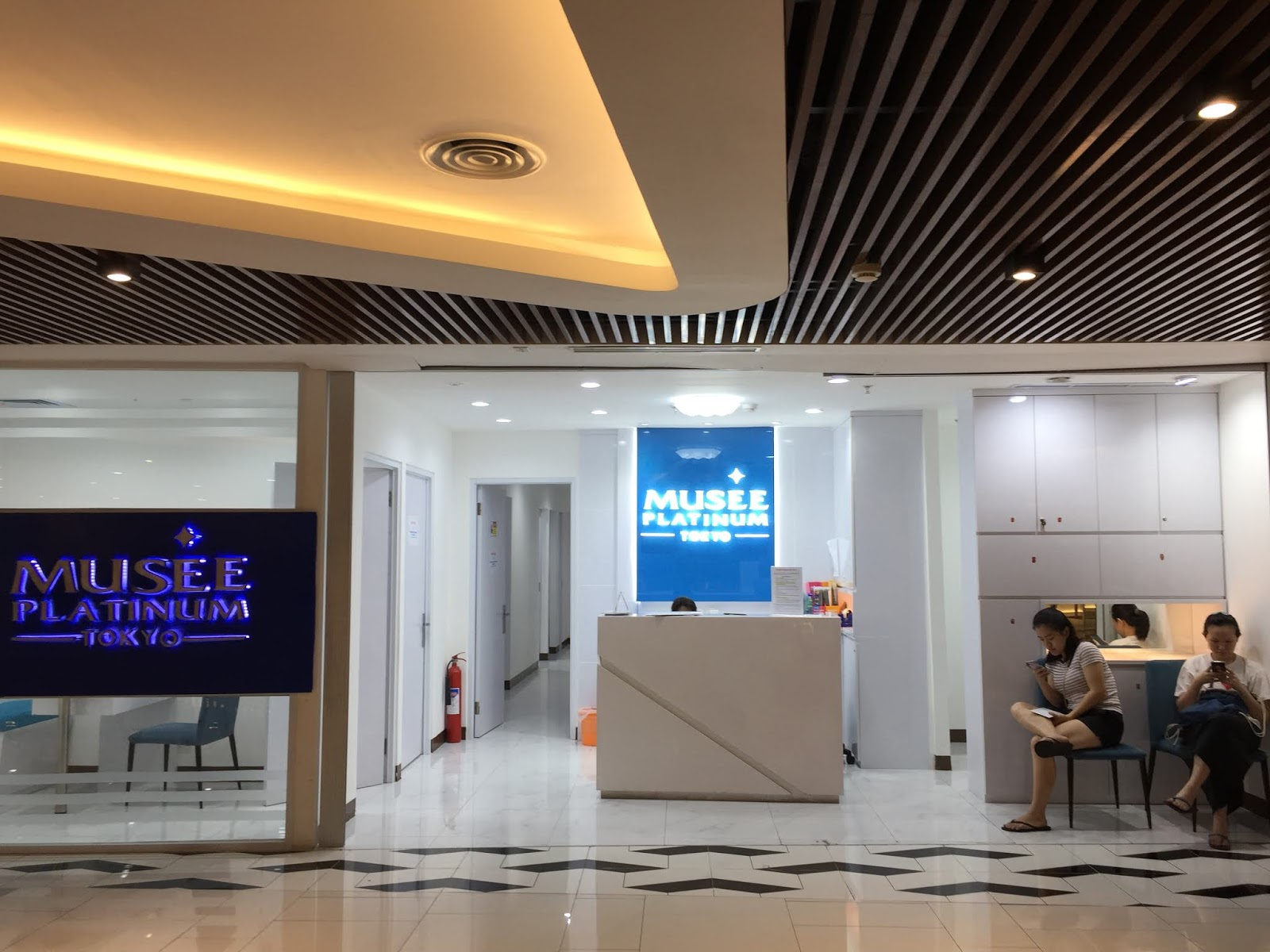Musee Platinum Tokyo: Rambut Ketiak Bersih dalam 10 Menit