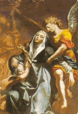 JULY 23 - SAINT BRIDGET OF SWEDEN, CO-PATRONESS OF EUROPE