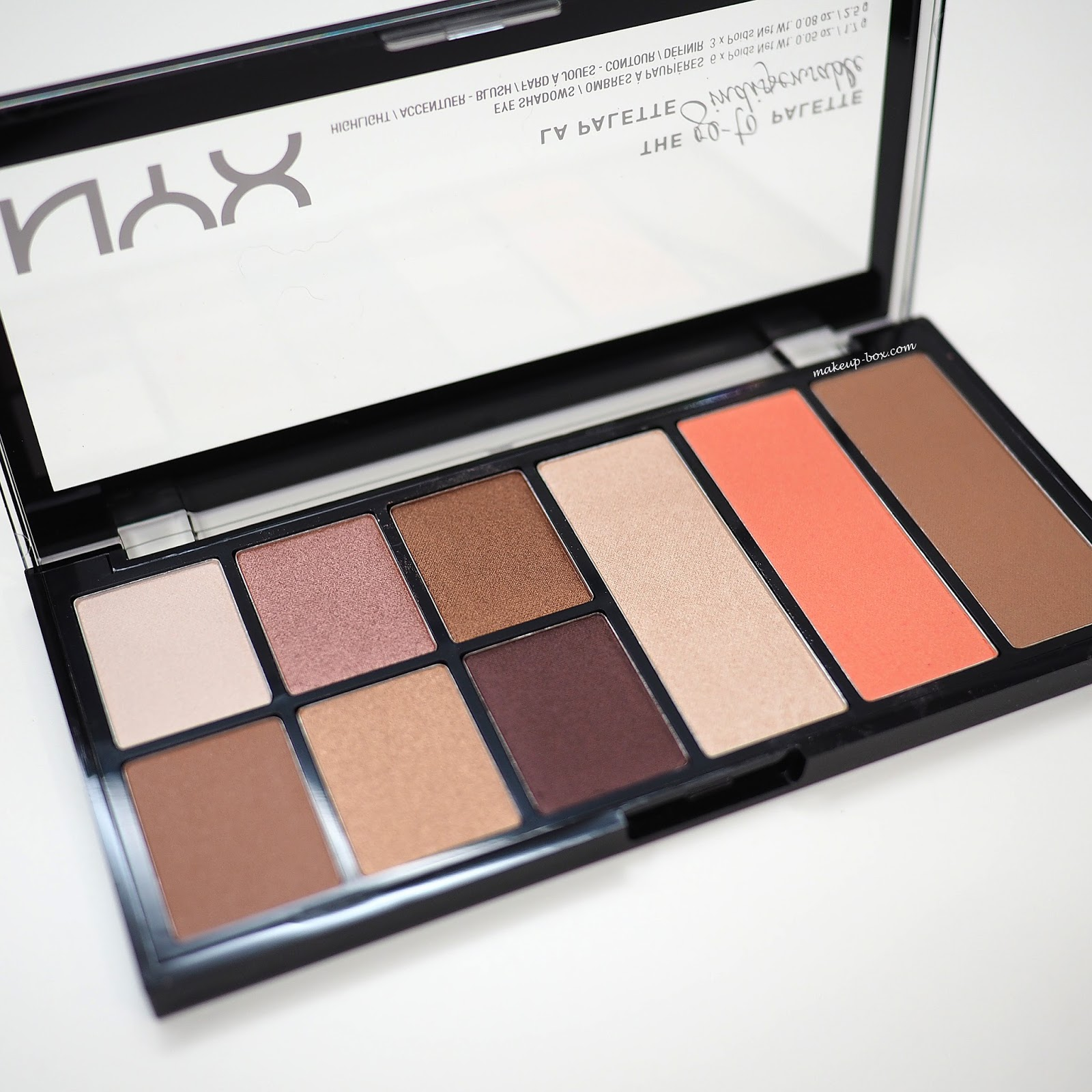 The Makeup Box: NYX News - relaunch under L'oreal in
