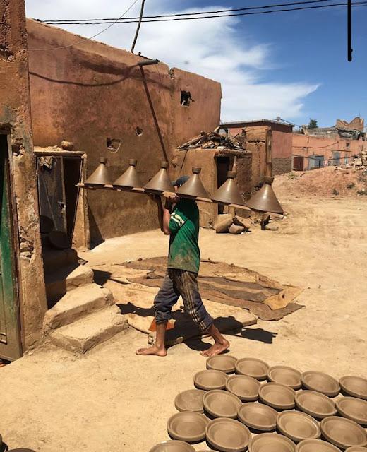 Inscripciones abiertas para el viaje de Talleres Nómadas a Marrakech este abril