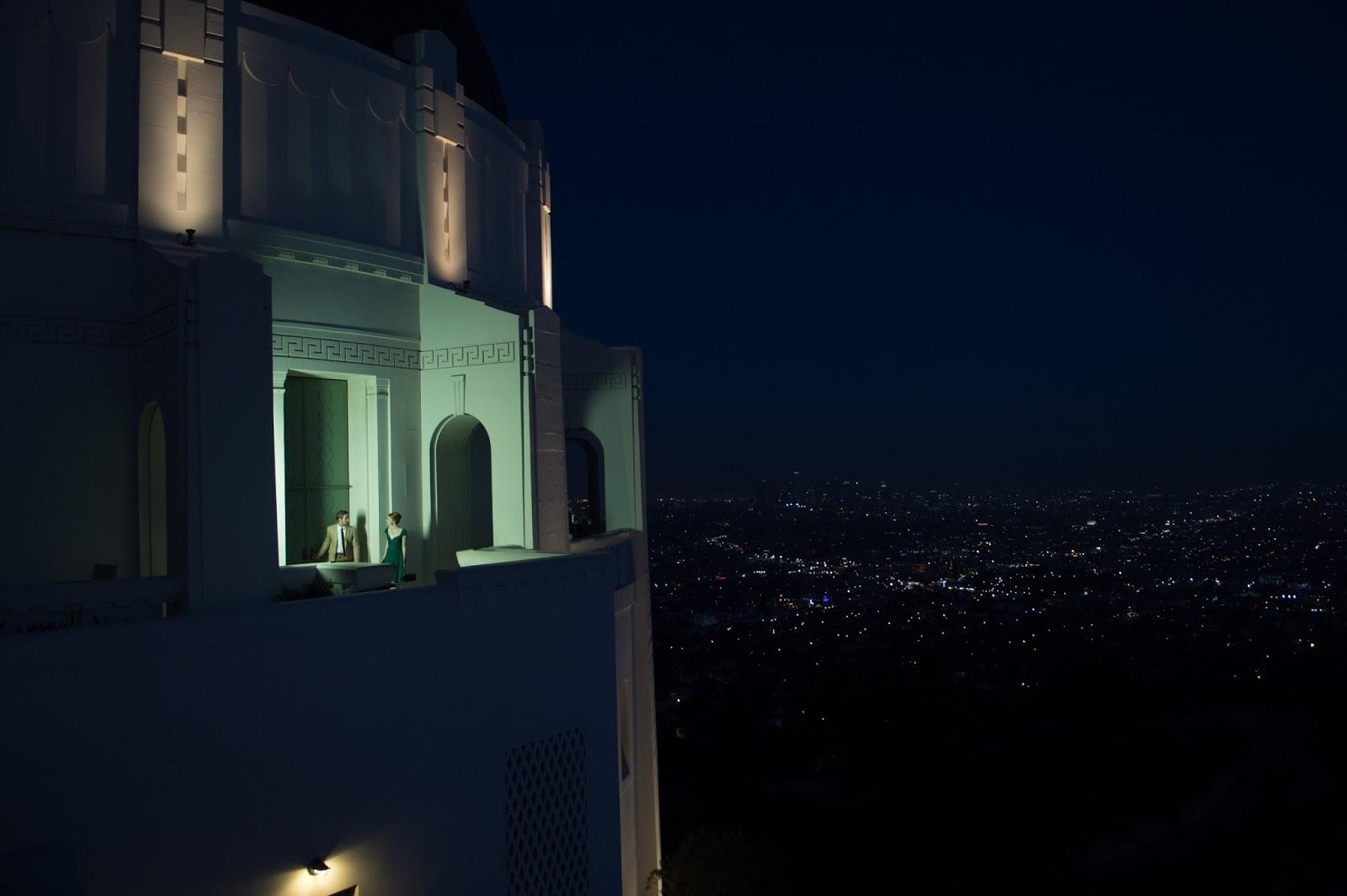 Observatorio , planetario en  LaLaLand