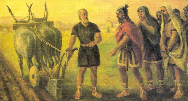 Persona y representacion en el Derecho de la antigua Roma