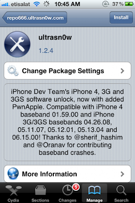 1 Como usar ultrasn0w en iOS 5